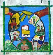 Asisbiz Murals Philippine Filipino Chinese Friendship Day 2007 90