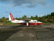 Asisbiz Philippines Basco Island Chemtrad Islander RP C2207 Mar 2003 01