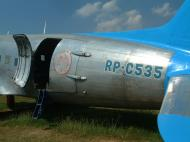 Asisbiz Philippines Ninoy Aquino NAIA Domestic Victoria Air DC 3 RP C535 Mar 2003 02
