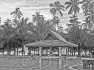 Asisbiz Philippines Central Visayas Bohol Panglao Island Beach scenes Dec 2005 07 pencil