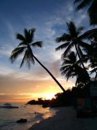 Asisbiz Philippines Central Visayas Bohol Panglao Island Sunset Dec 2005 05