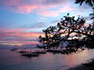 Asisbiz Philippines Central Visayas Bohol Panglao Island Sunset Dec 2005 10