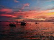 Asisbiz Philippines Central Visayas Bohol Panglao Island Sunset Dec 2005 15