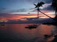 Asisbiz Philippines Central Visayas Bohol Panglao Island Sunset Dec 2005 18