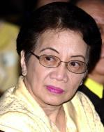 Asisbiz President elect Corazon Aquino