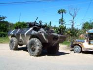 Asisbiz Philippines Puerto Garlera amry vehicle 2006 03