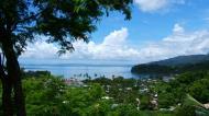 Asisbiz Philippines Varadero Cove viewed from Varadero hill 02