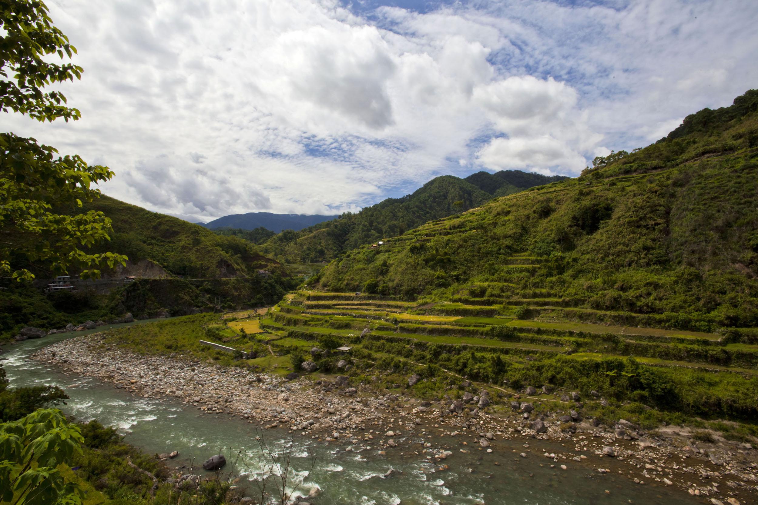 Panoramic views along the Kabayan Rd Halsema Highway from Baguio to Sagada Aug 2011 26