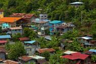 Asisbiz Local towns and villages along the Kabayan Rd Halsema Highway from Baguio to Sagada Aug 2011 10