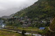 Asisbiz Local towns and villages along the Kabayan Rd Halsema Highway from Baguio to Sagada Aug 2011 12