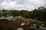 Asisbiz Sagada Church of St Mary the Virgin graveyard Mountain Province Philippines 2011 02