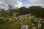 Asisbiz Sagada Church of St Mary the Virgin graveyard Mountain Province Philippines 2011 04