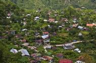 Asisbiz Sagada town panoramic mountain views Mountain Province northern Philippines Aug 2011 03