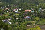 Asisbiz Sagada town panoramic mountain views Mountain Province northern Philippines Aug 2011 05