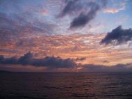 Asisbiz OMG hot coals pastel dawn over Varadero Bay Tabinay Oriental Mindoro Philippines 02