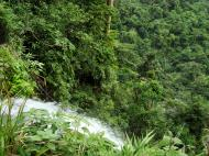 Asisbiz Local tourist hangout Tamaraw Falls Tukuran River Oriental Mindoro Philippines 03