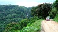 Asisbiz Local tourist hangout Tamaraw Falls Tukuran River Oriental Mindoro Philippines 05