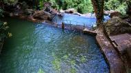 Asisbiz Local tourist hangout Tamaraw Falls Tukuran River Oriental Mindoro Philippines 11
