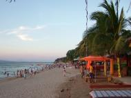 Asisbiz Twilight as the day draws to a close White Beach San Isidro Oriental Mindoro Philippines 05