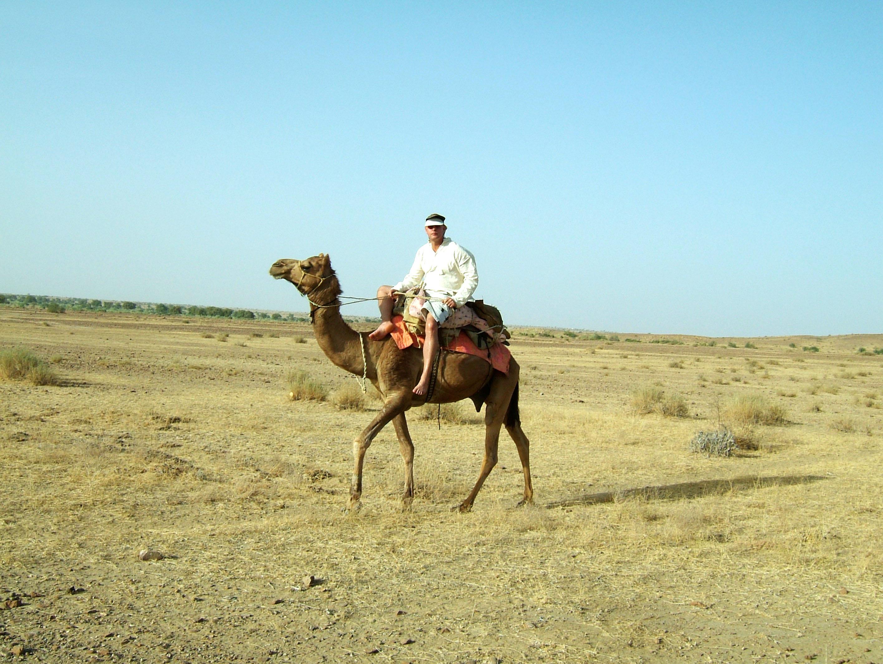 Camel Safari India Rajasthan Jaisalmer 03