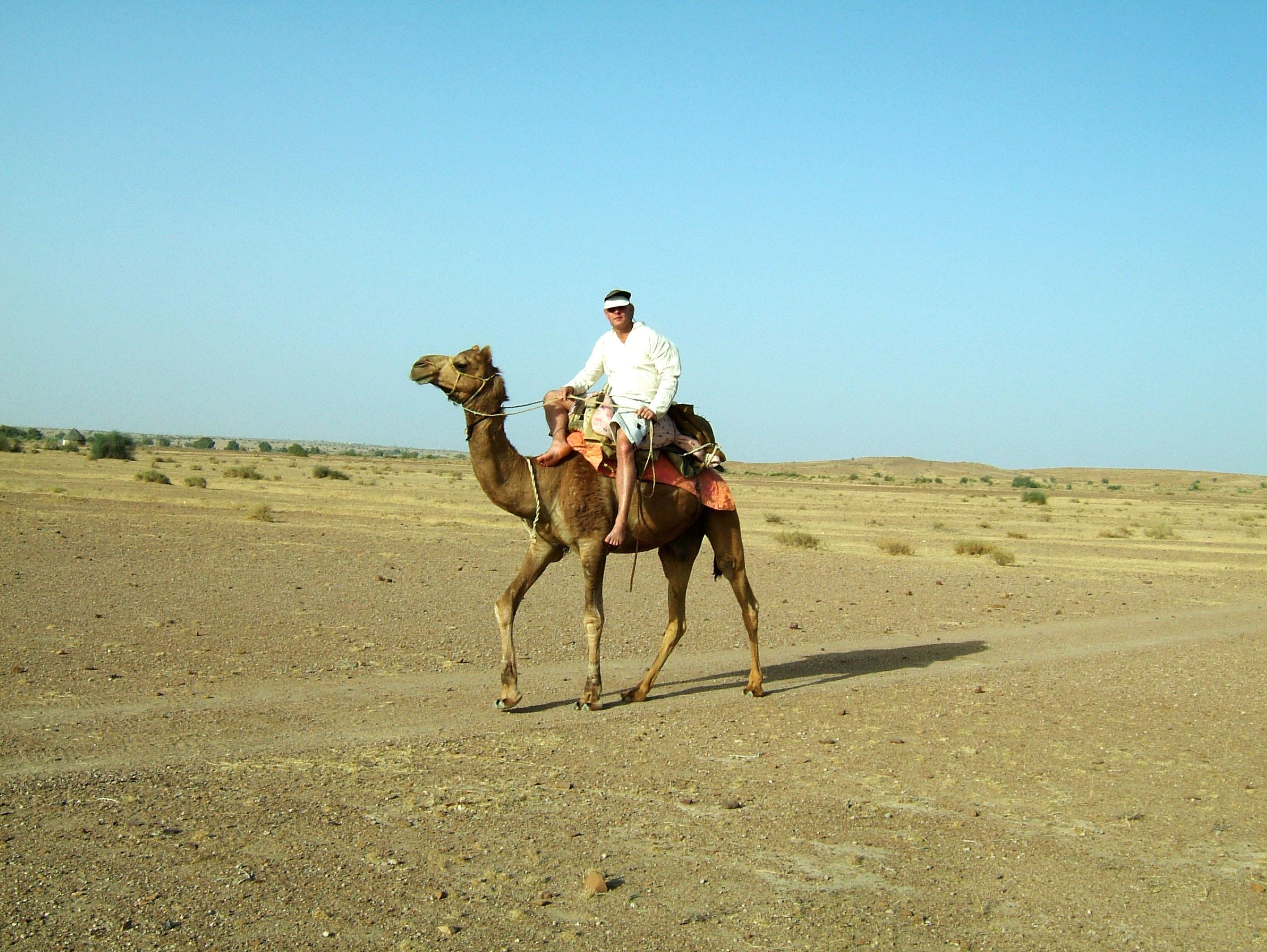 Camel Safari India Rajasthan Jaisalmer 15
