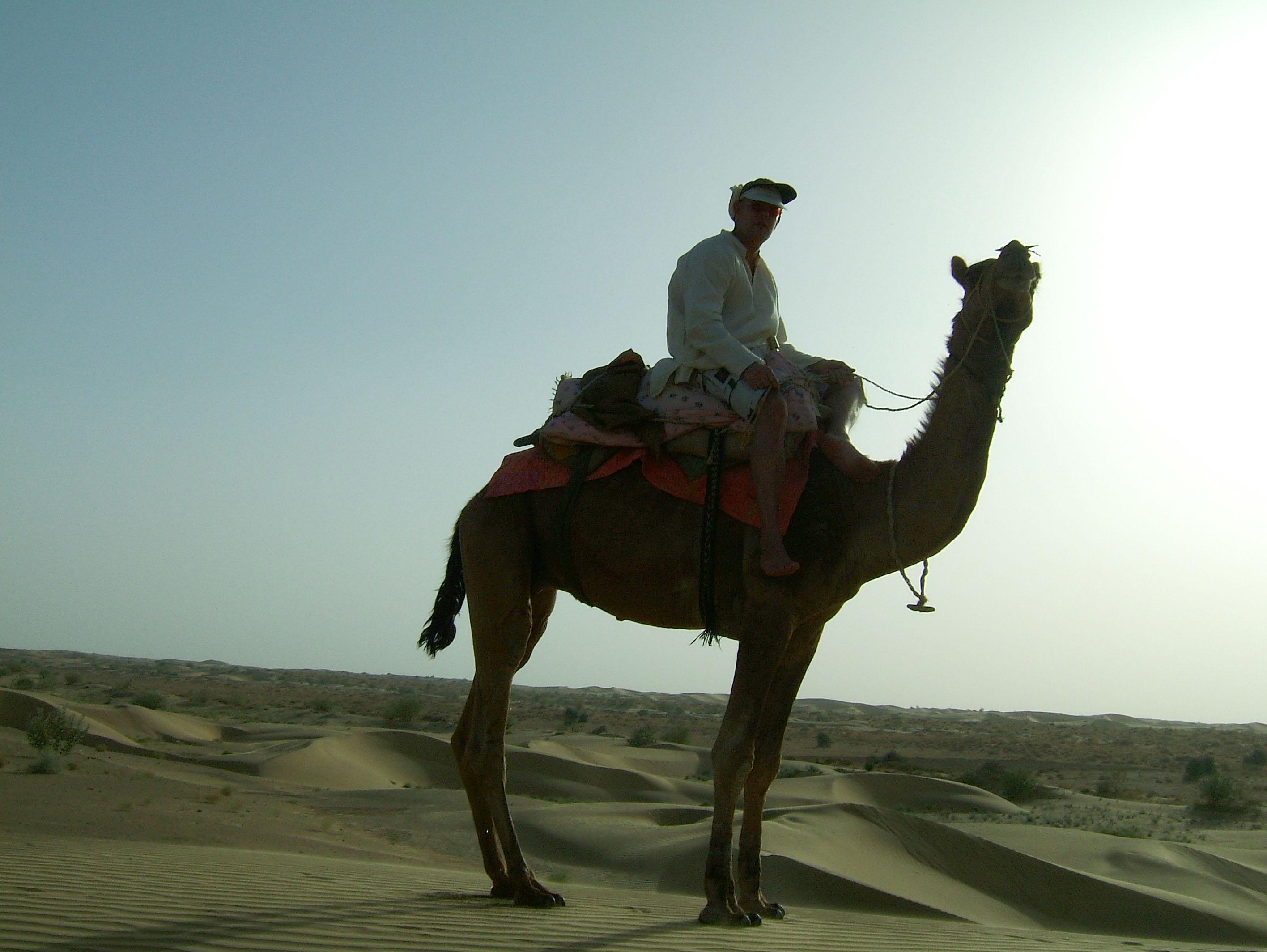 Camel Safari India Rajasthan Jaisalmer 19