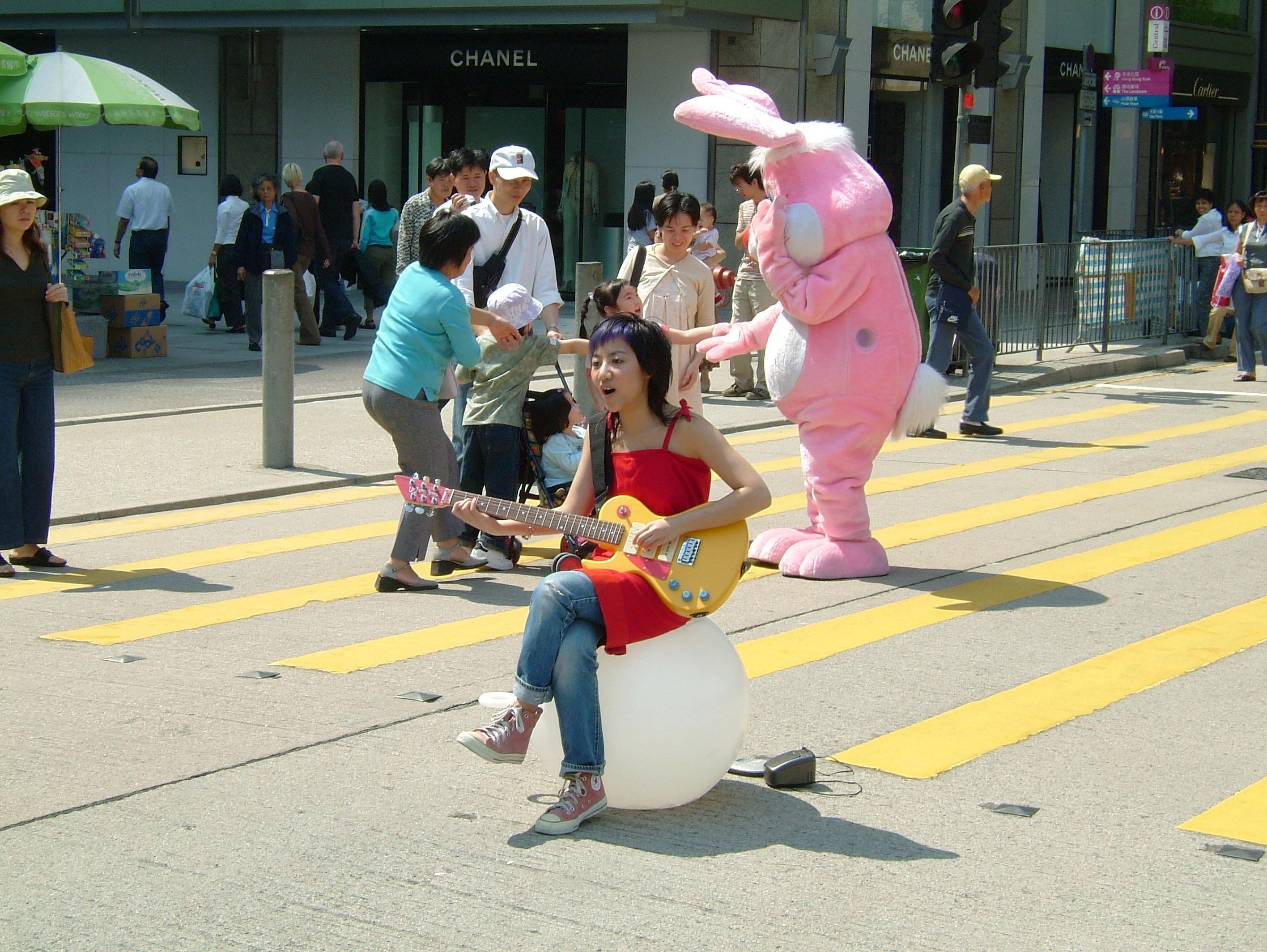 Pink Rabbit Hong Kong 02