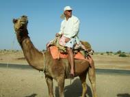 Asisbiz Camel Safari India Rajasthan Jaisalmer 01