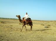 Asisbiz Camel Safari India Rajasthan Jaisalmer 04
