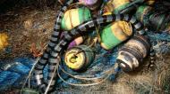 Asisbiz Textures Fishermans nets ocean polution 03