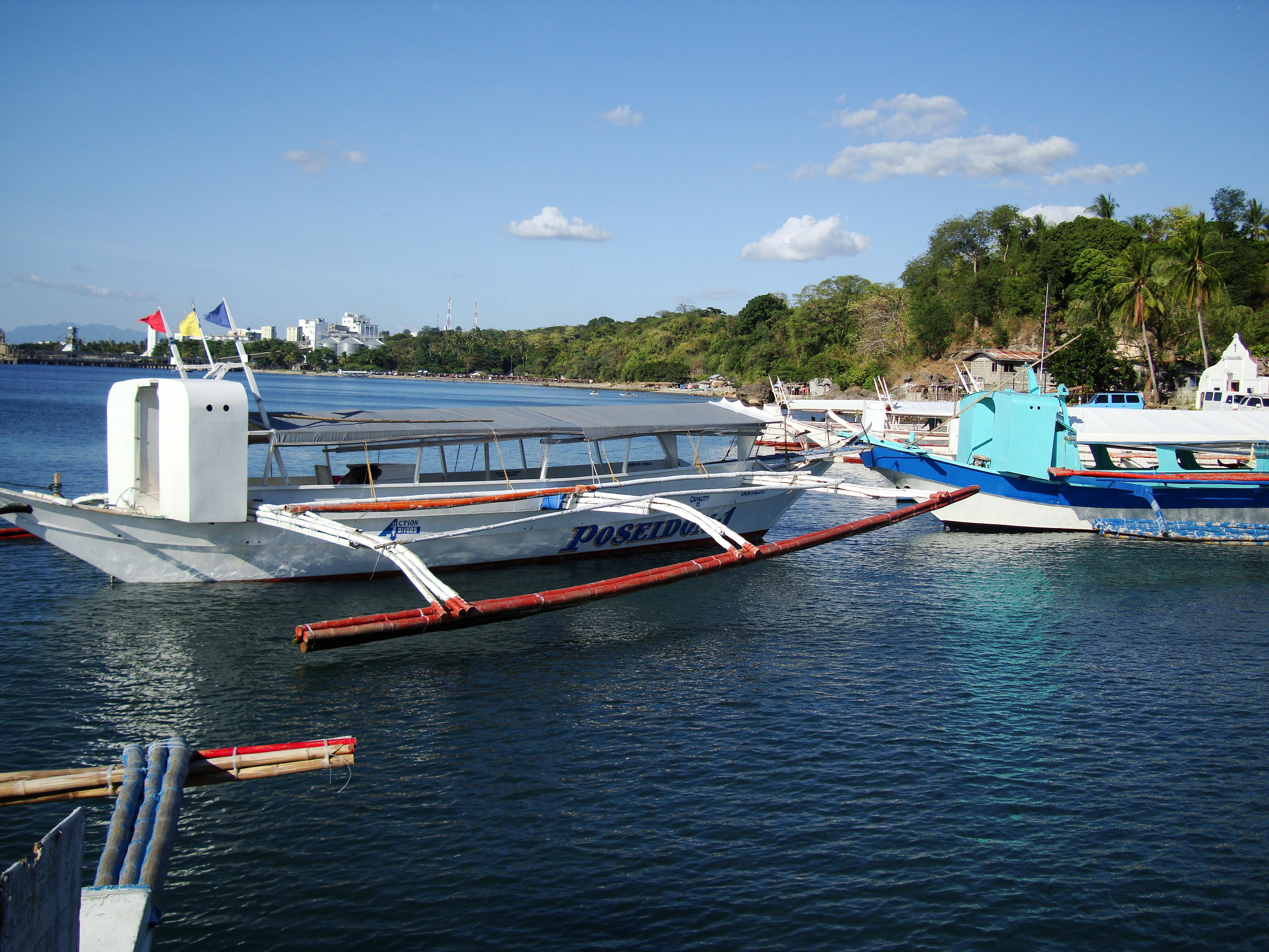 Philippine MB Banca Poseidon 1 Batangas to Puerto Galera 02