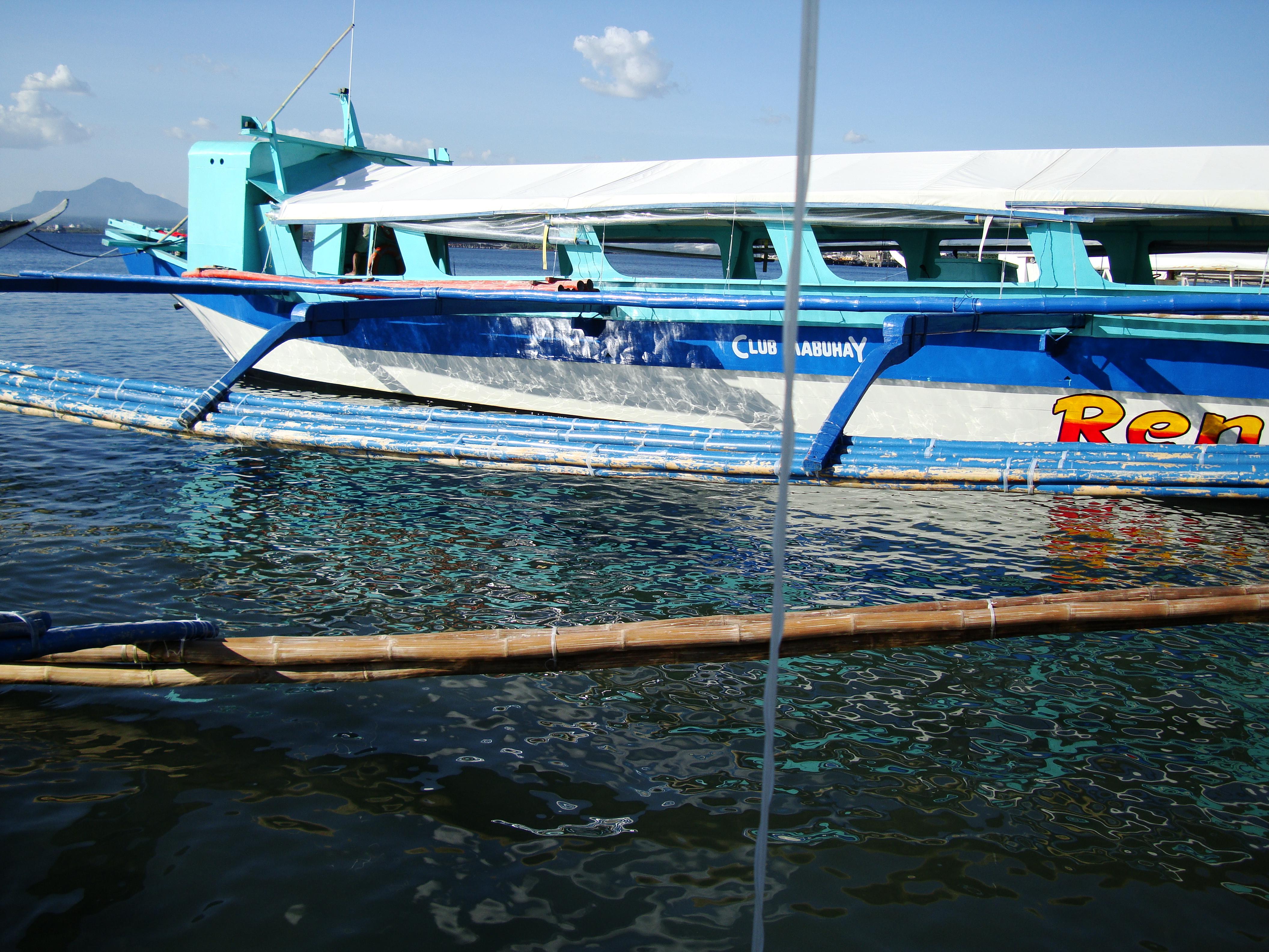 Philippine MB Banca Renzo 4 Batangas to Puerto Galera 04