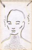 Asisbiz Sketches from the source by a Philippine shaman Bong Delatorre 09