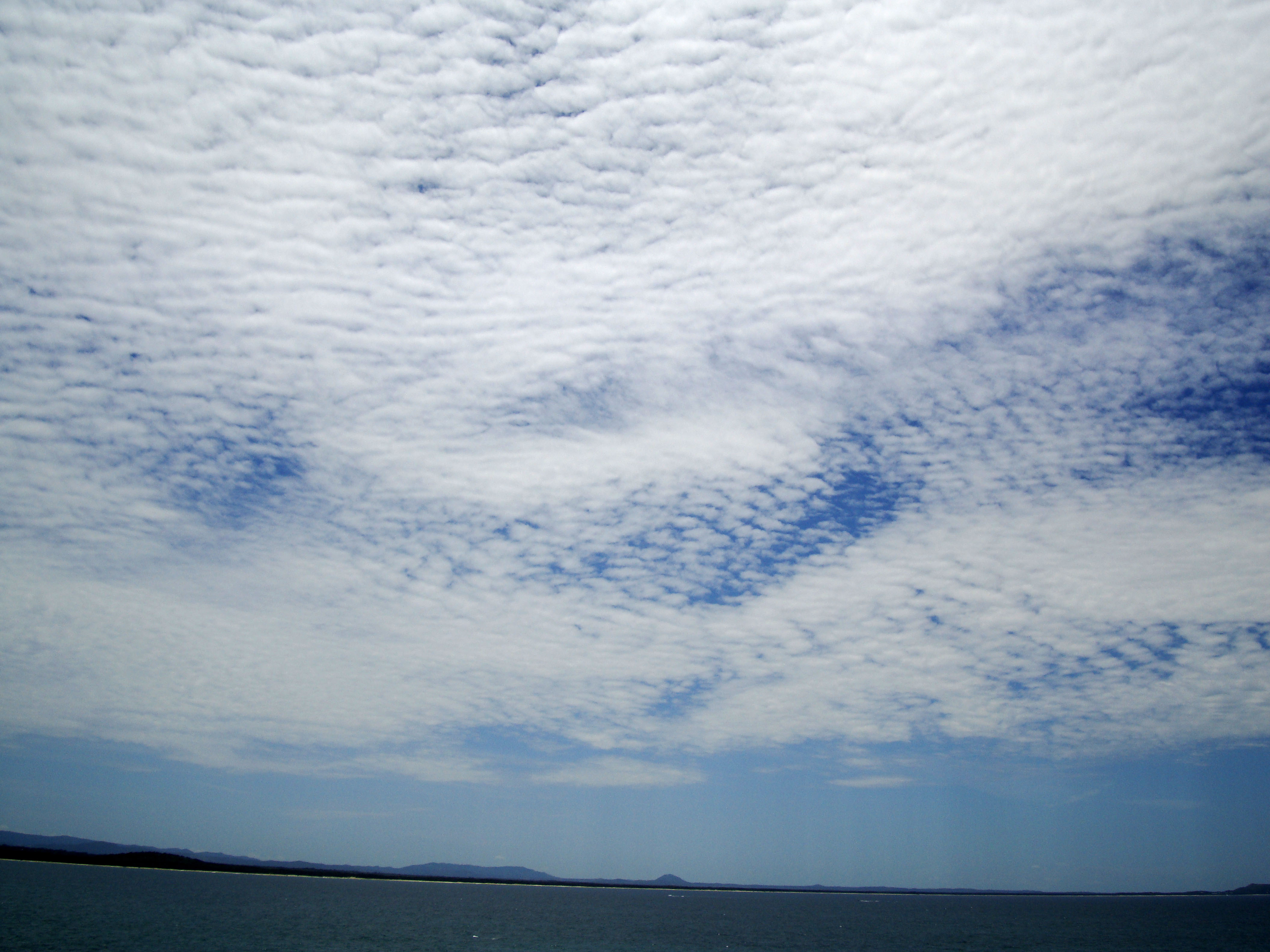 Cirrocumulus Clouds Formations Sky Storms Weather Phenomena 01