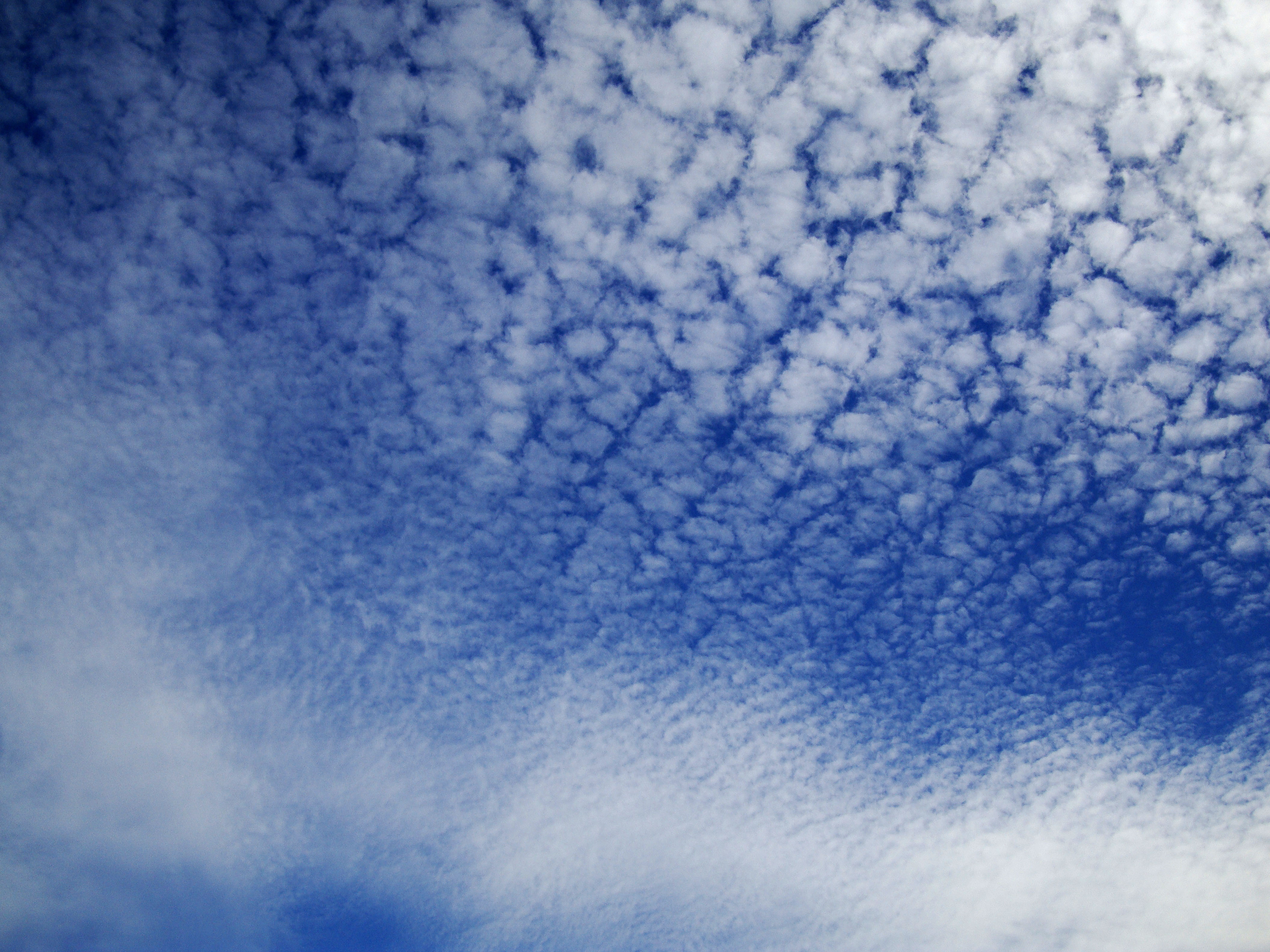 Cirrocumulus Clouds Formations Sky Storms Weather Phenomena 05