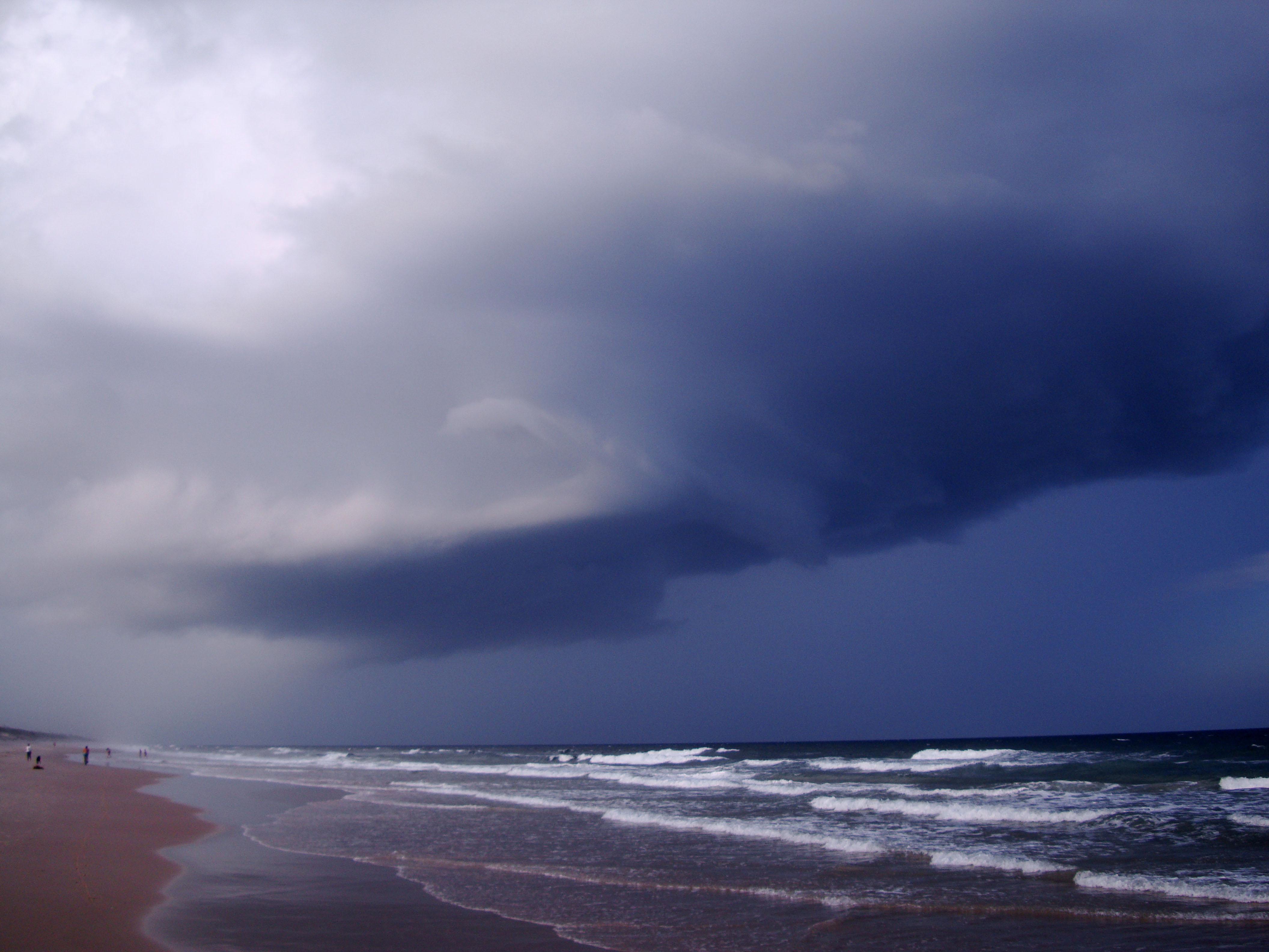 Cumulonimbus Clouds Formations Sky Storms Weather Phenomena 14