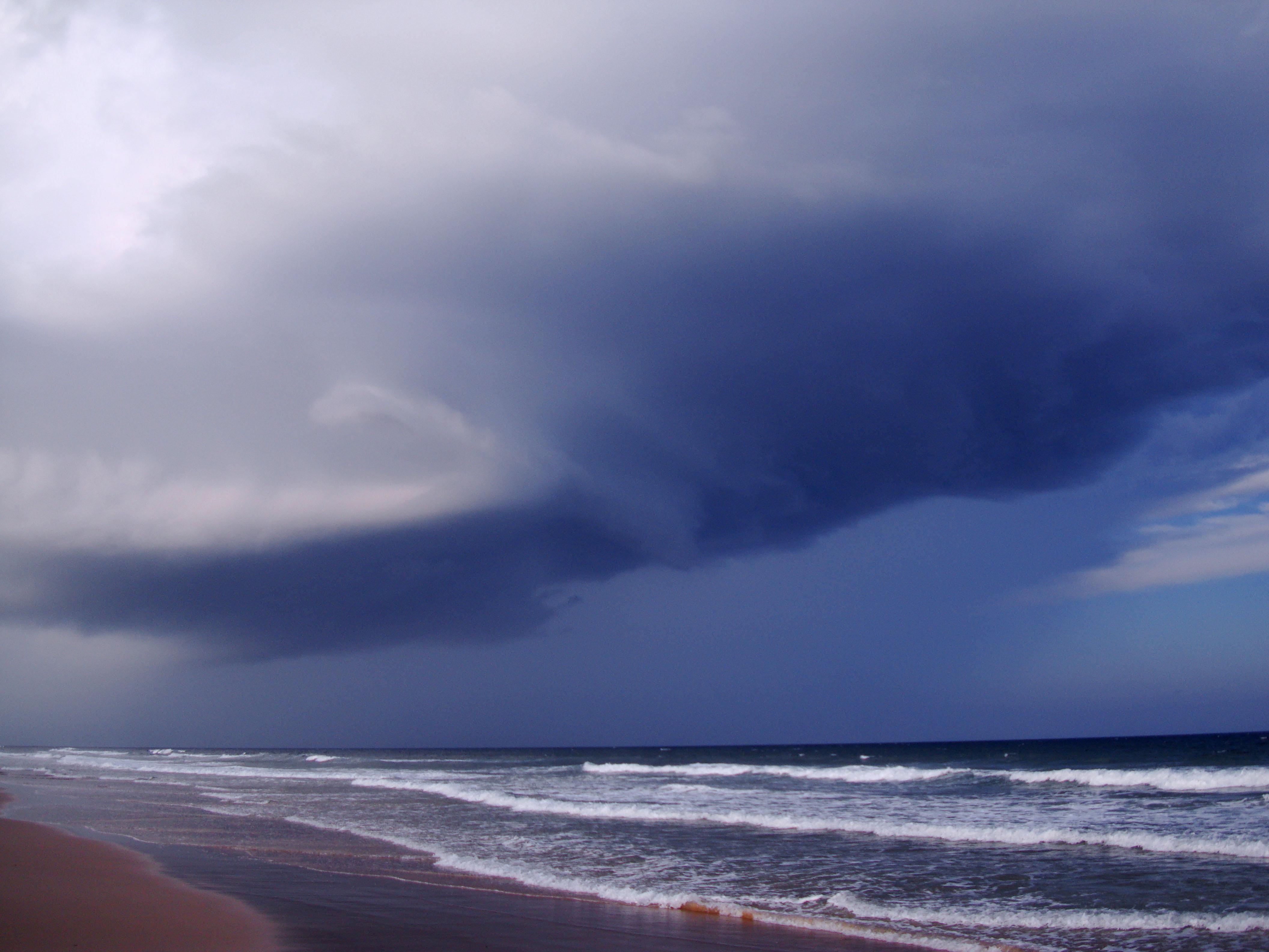 Cumulonimbus Clouds Formations Sky Storms Weather Phenomena 15