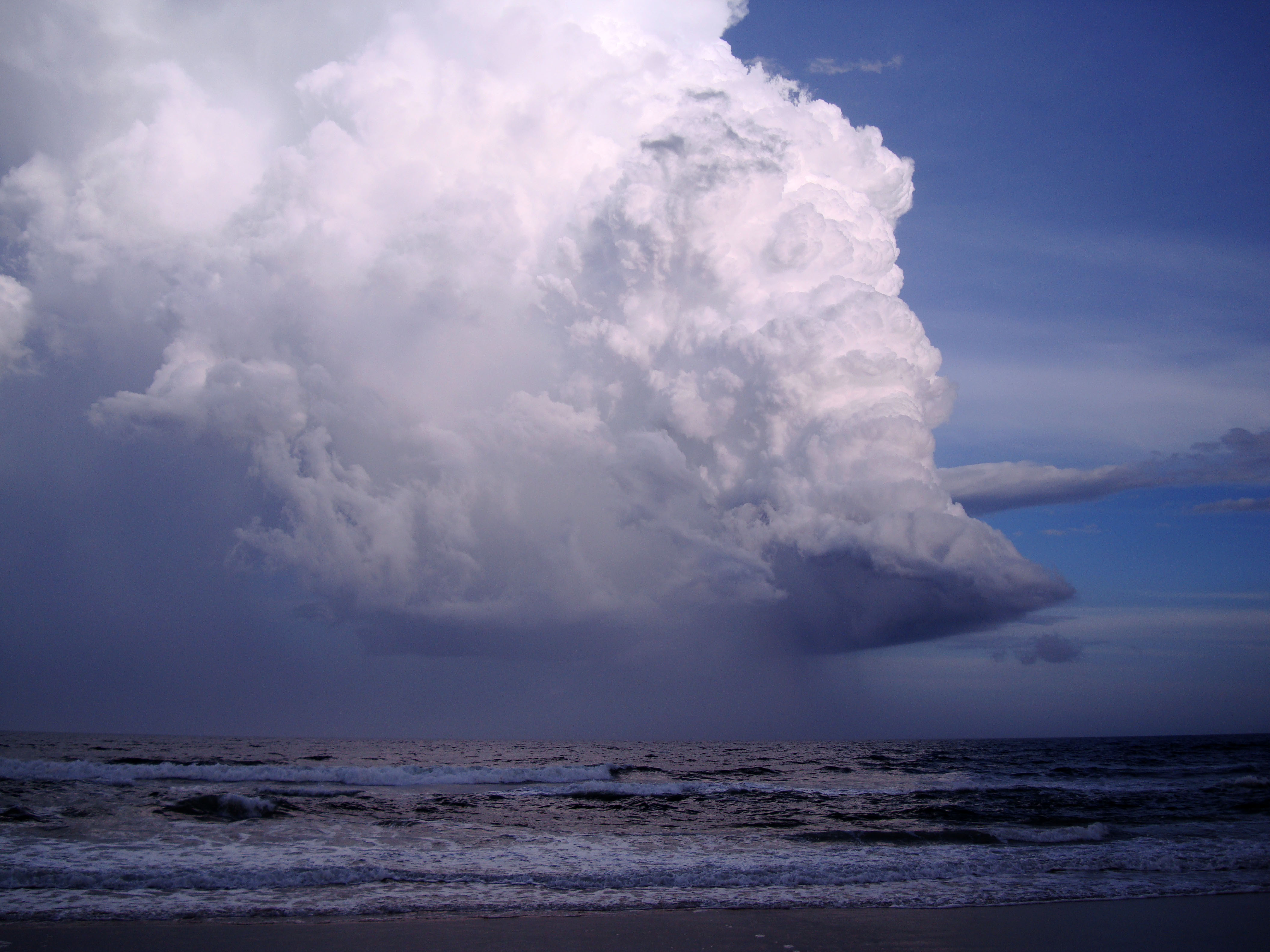 Cumulonimbus Clouds Formations Sky Storms Weather Phenomena 22