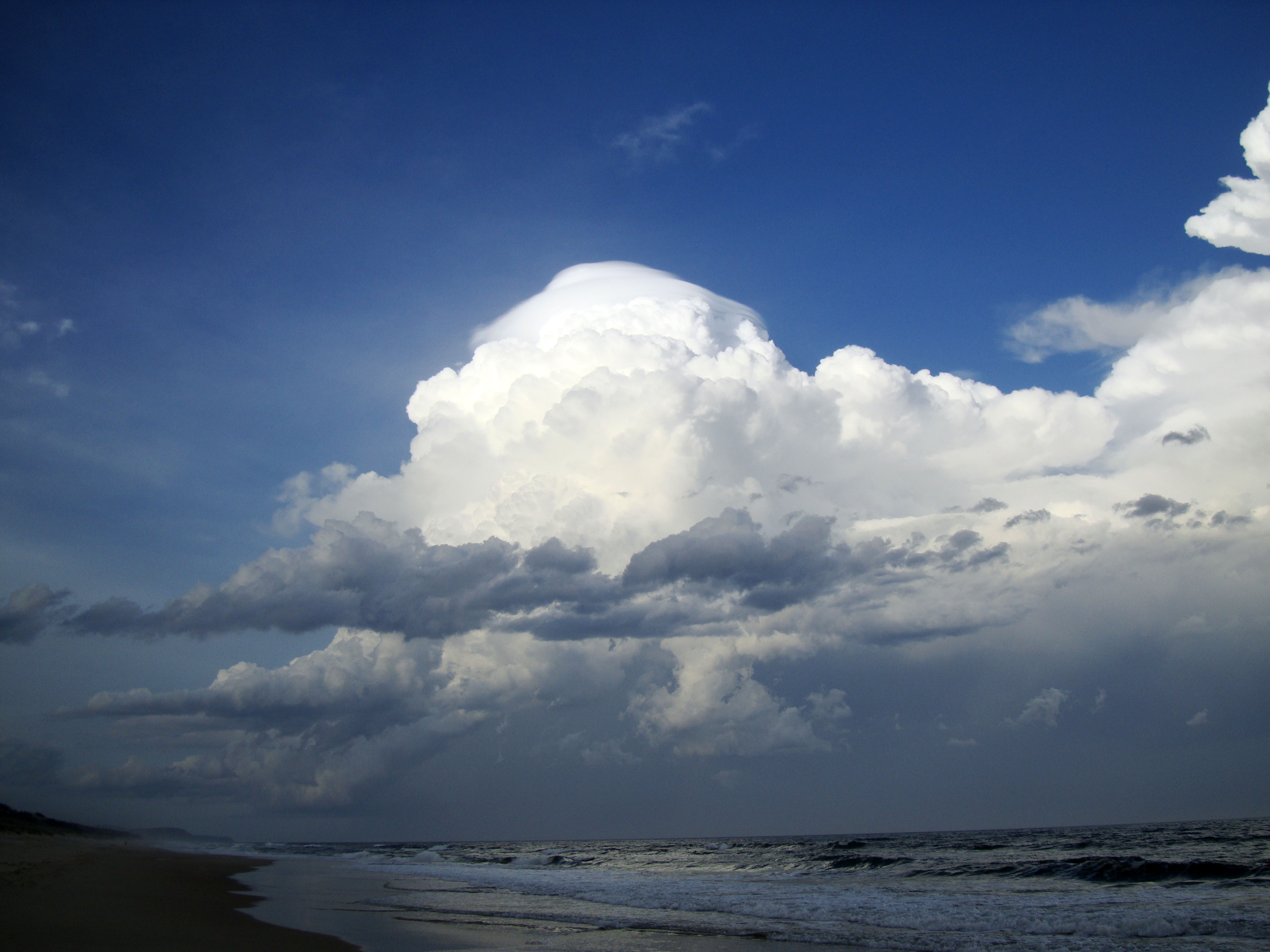 Cumulonimbus Clouds Formations Sky Storms Weather Phenomena 24