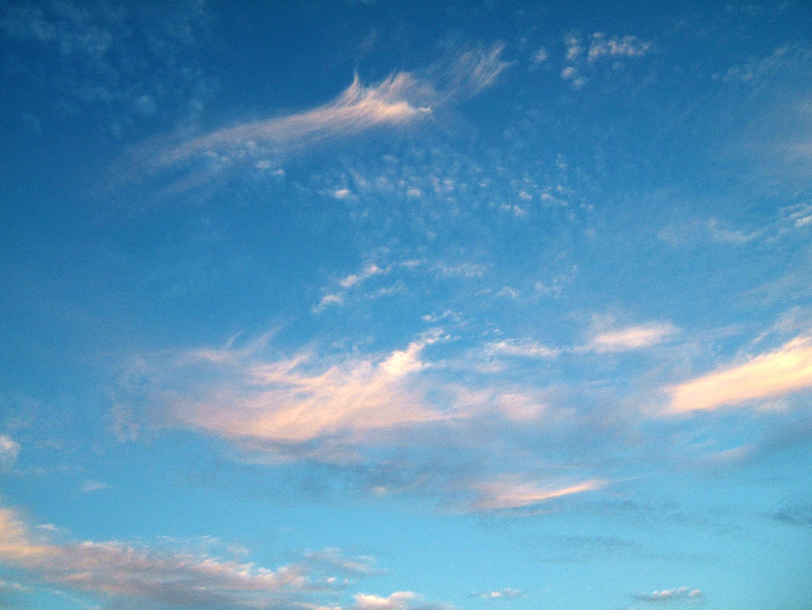 Marcus Vissions Cirrus clouds Feb 2002 11