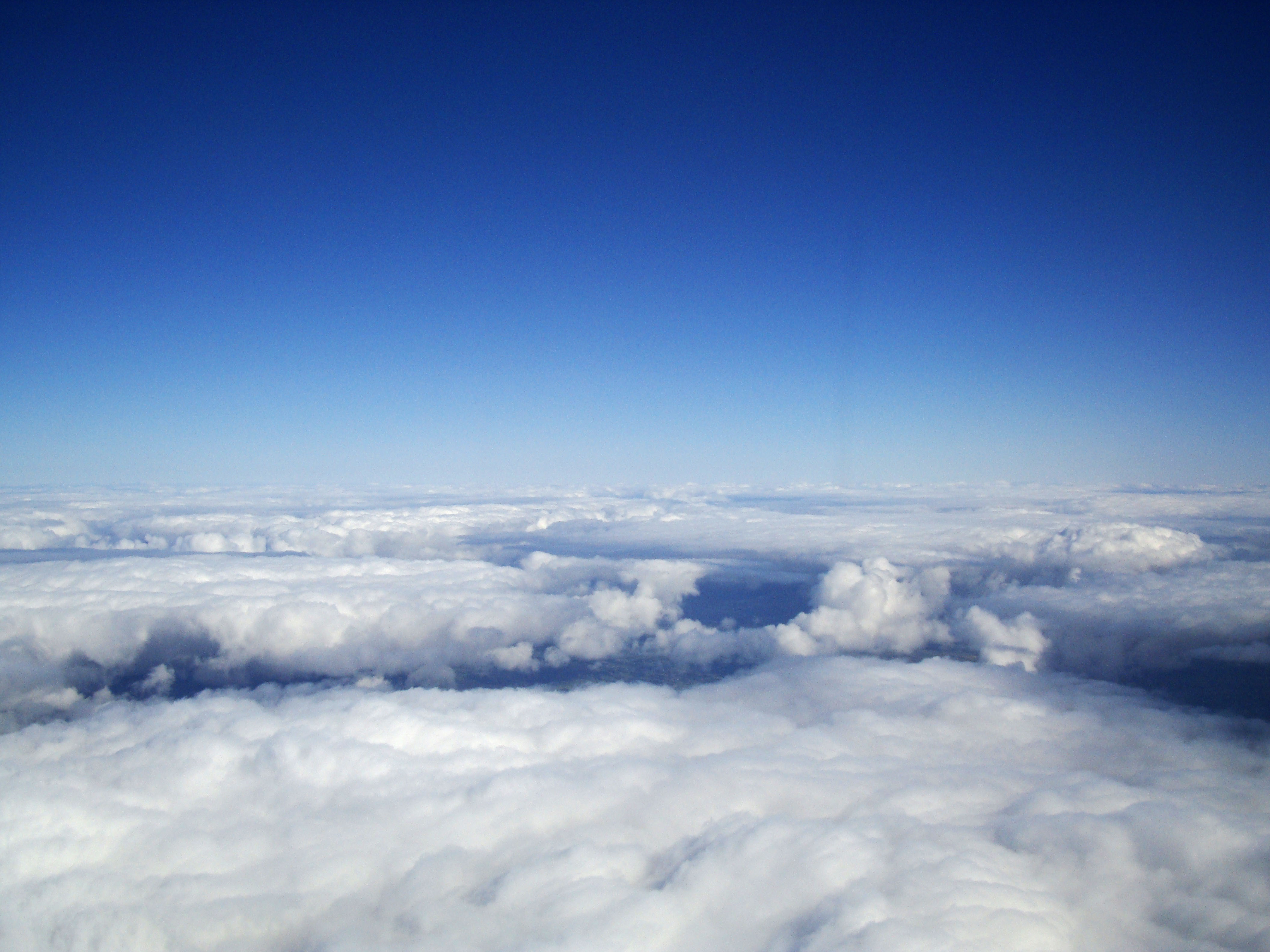 Textures Clouds Formations Sky Storms Weather Phenomena Aerial Views 02
