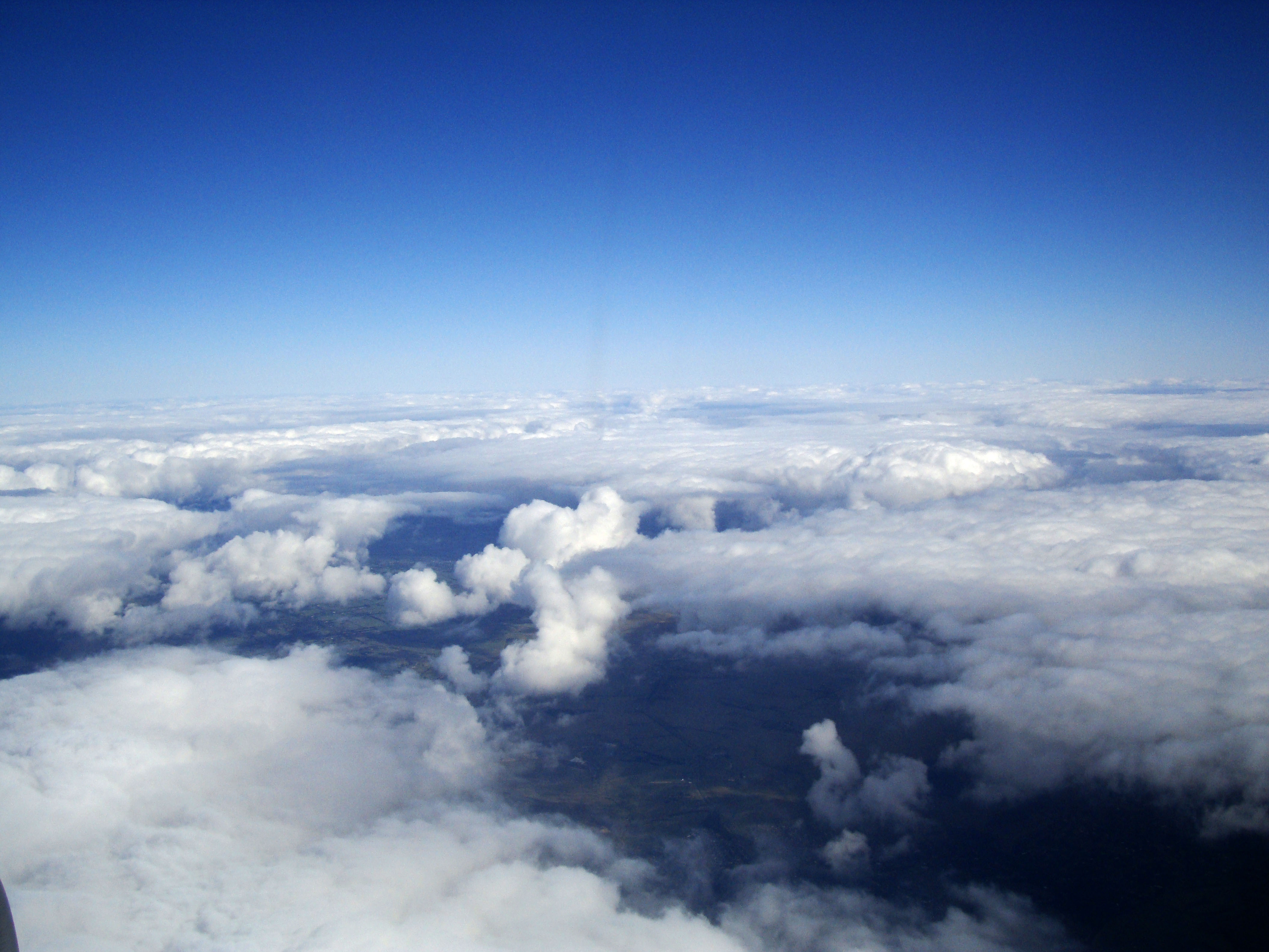 Textures Clouds Formations Sky Storms Weather Phenomena Aerial Views 03