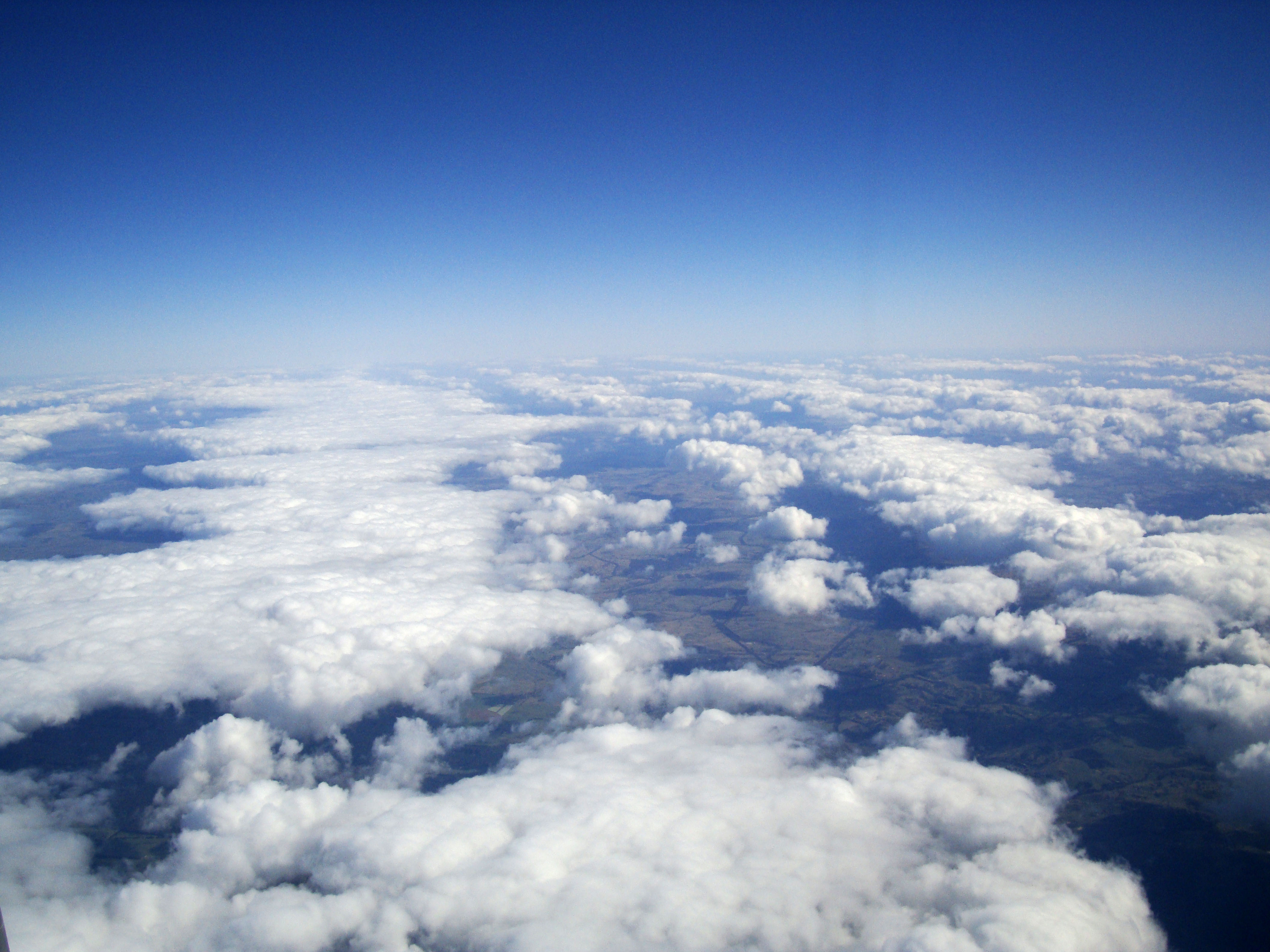 Textures Clouds Formations Sky Storms Weather Phenomena Aerial Views 05