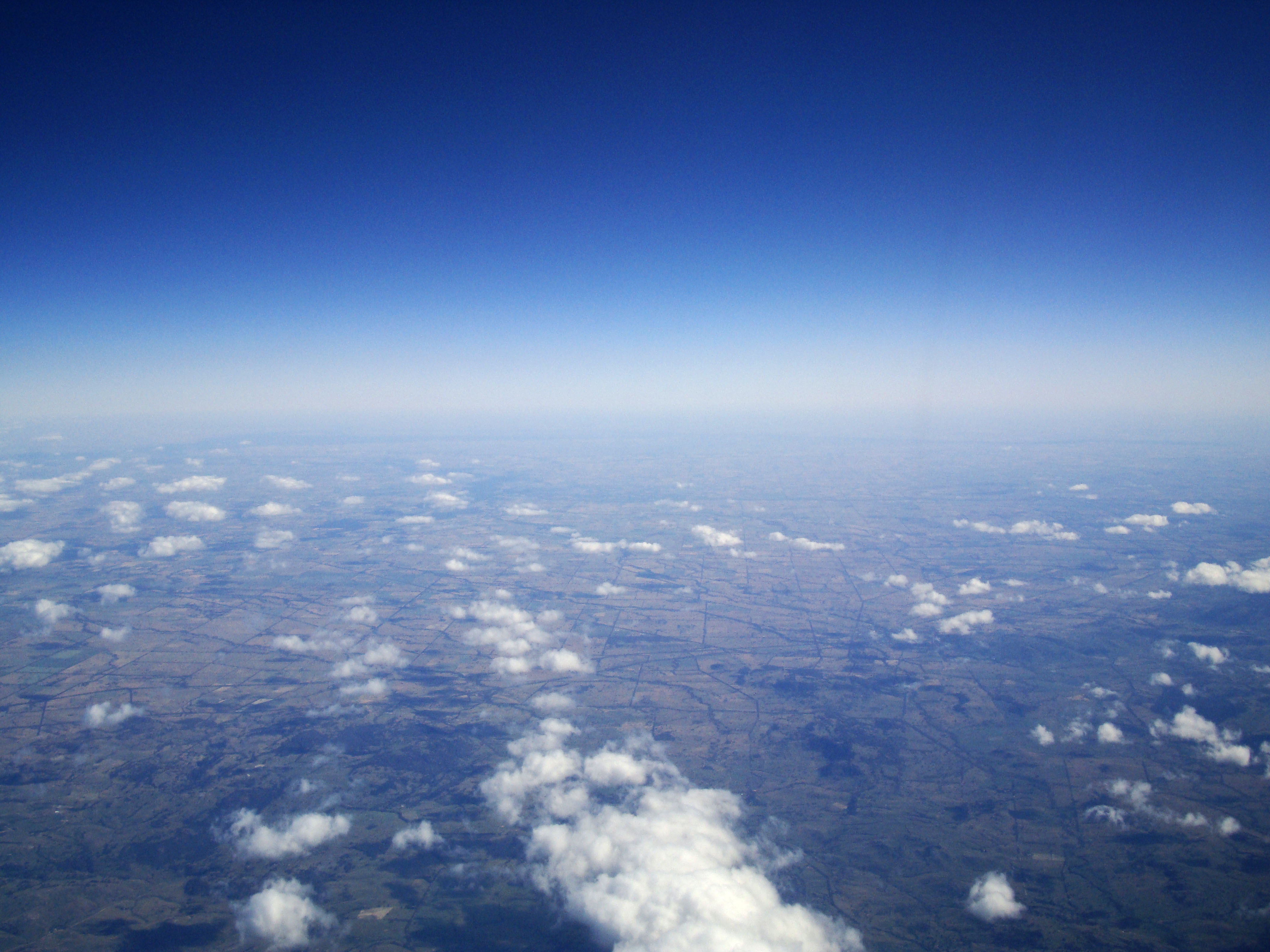 Textures Clouds Formations Sky Storms Weather Phenomena Aerial Views 07