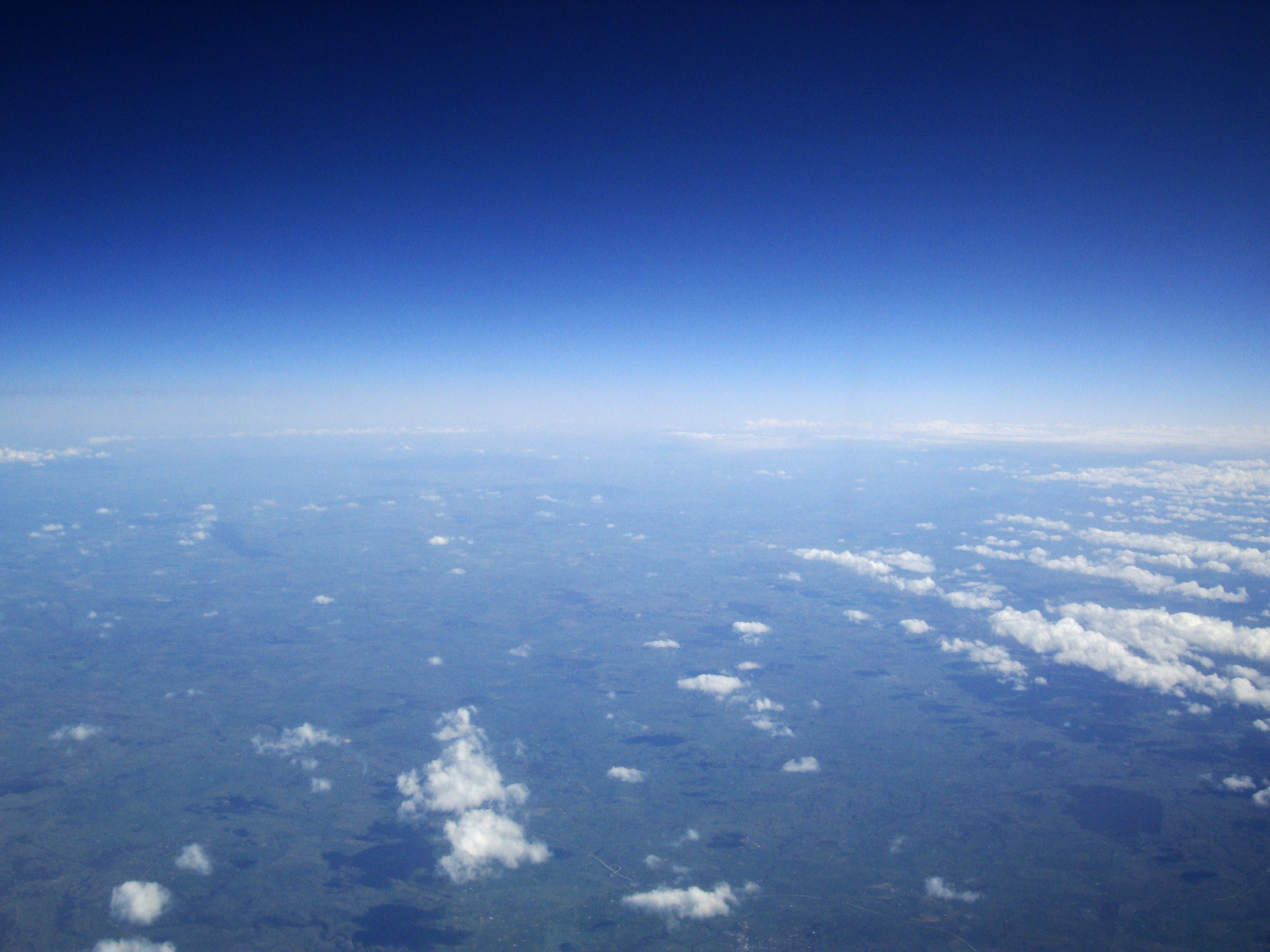 Textures Clouds Formations Sky Storms Weather Phenomena Aerial Views 10