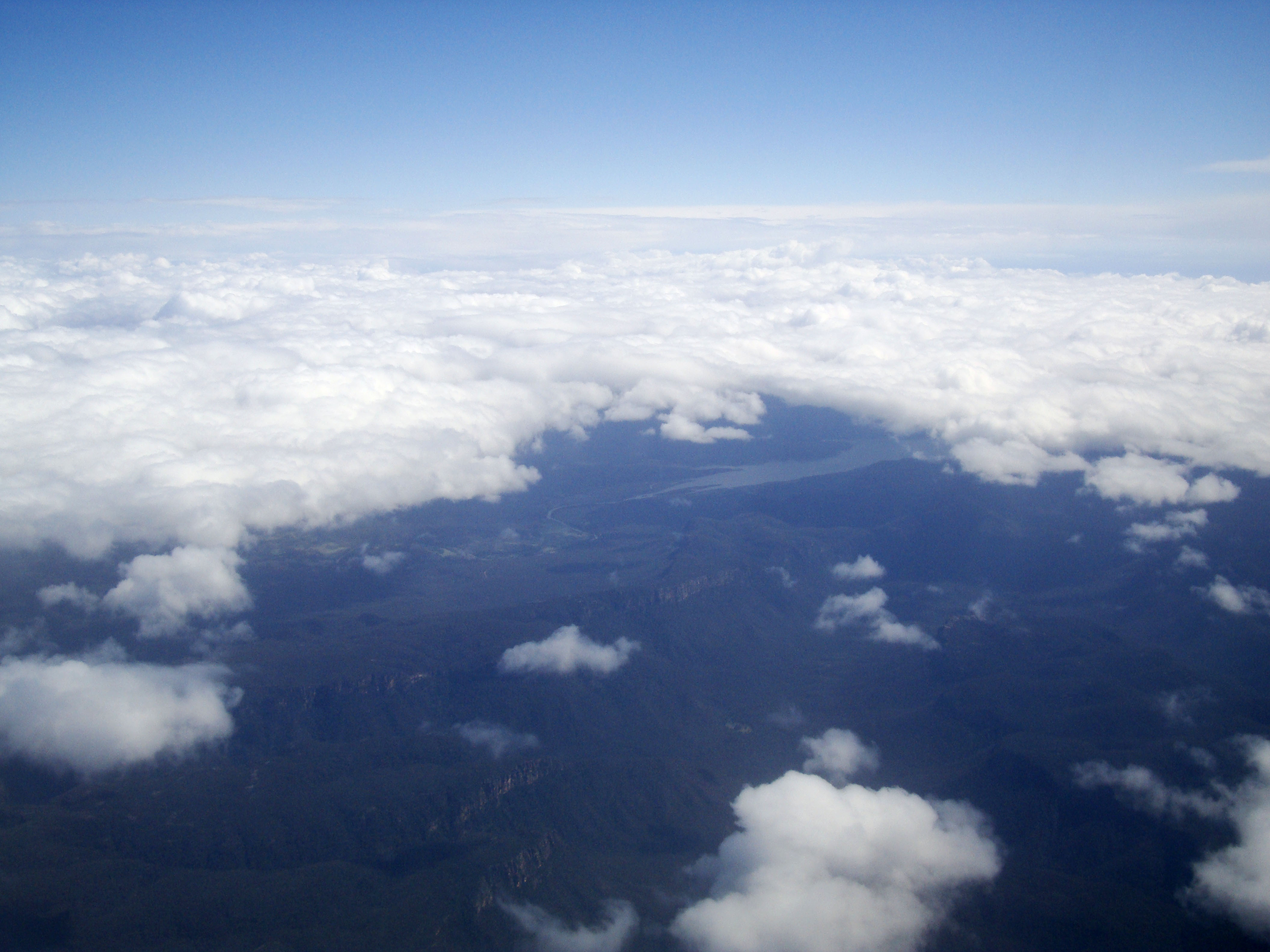Textures Clouds Formations Sky Storms Weather Phenomena Aerial Views 12