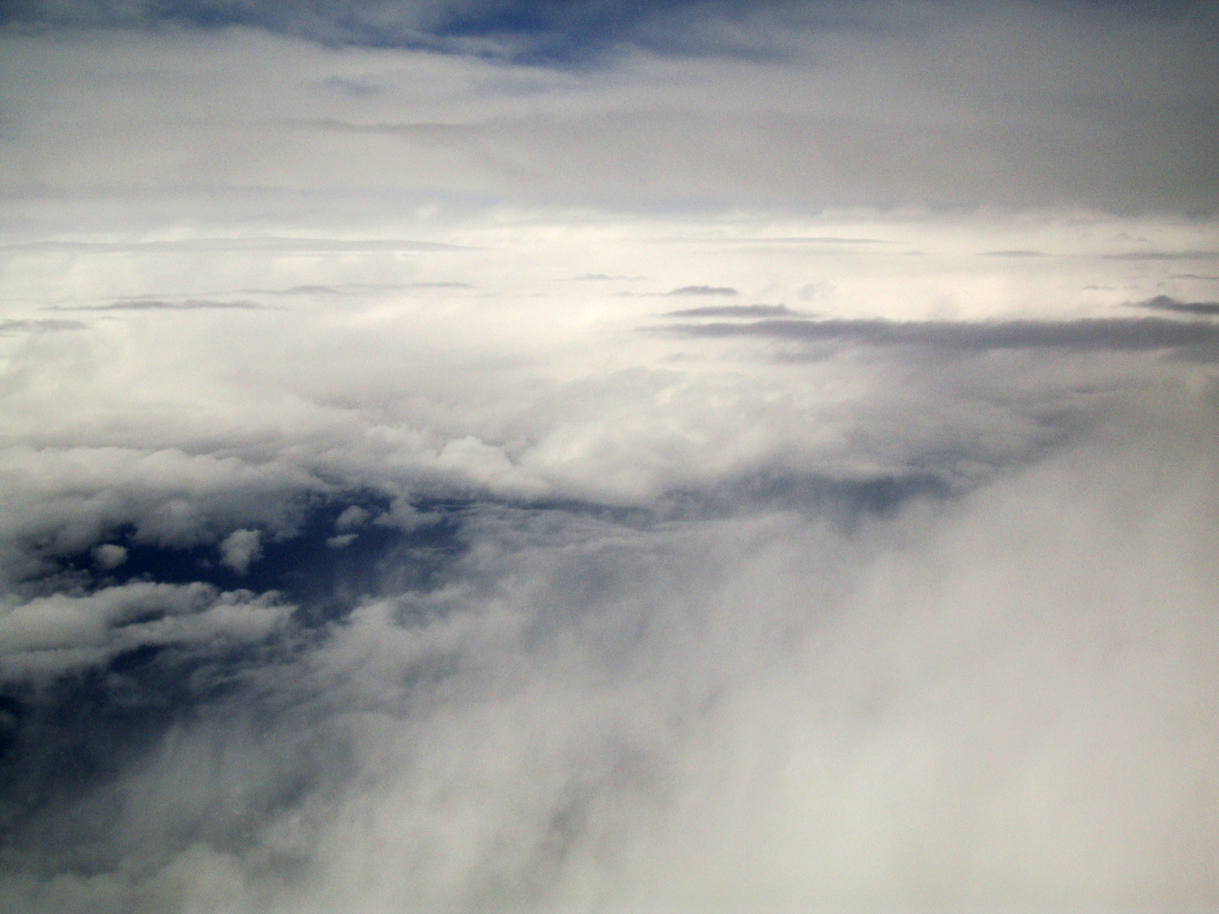 Textures Clouds Formations Sky Storms Weather Phenomena Aerial Views 17