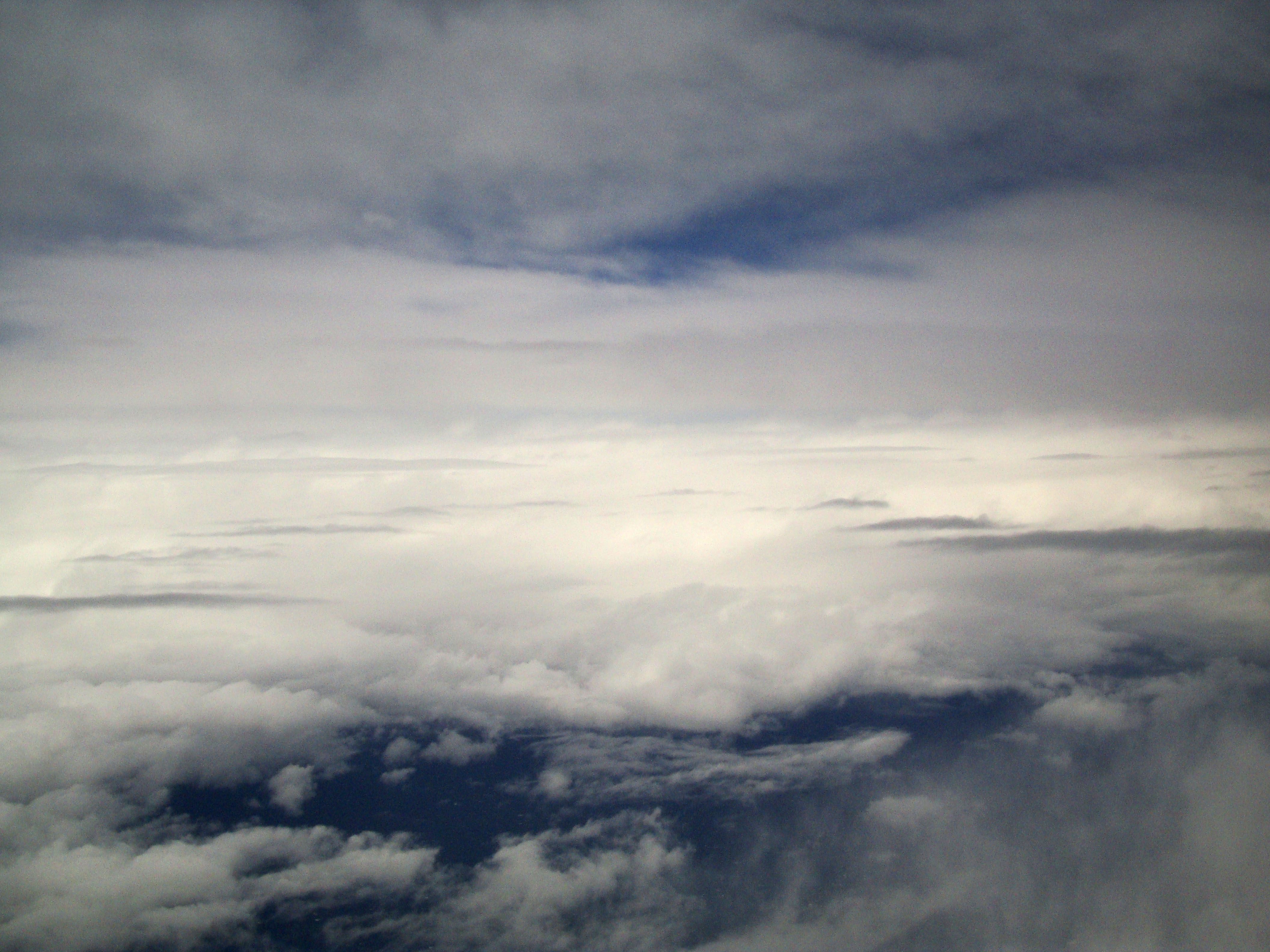 Textures Clouds Formations Sky Storms Weather Phenomena Aerial Views 18