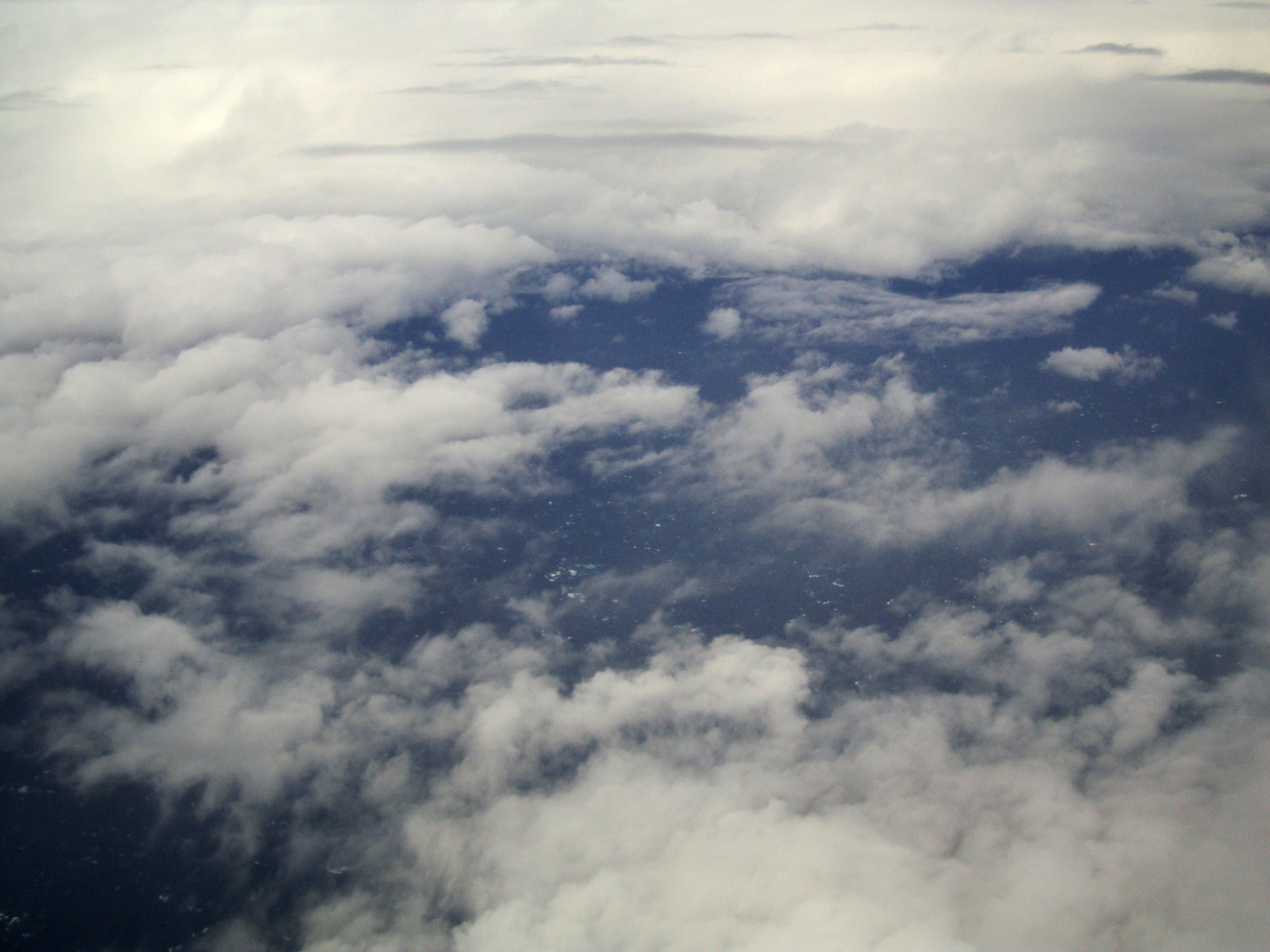 Textures Clouds Formations Sky Storms Weather Phenomena Aerial Views 19