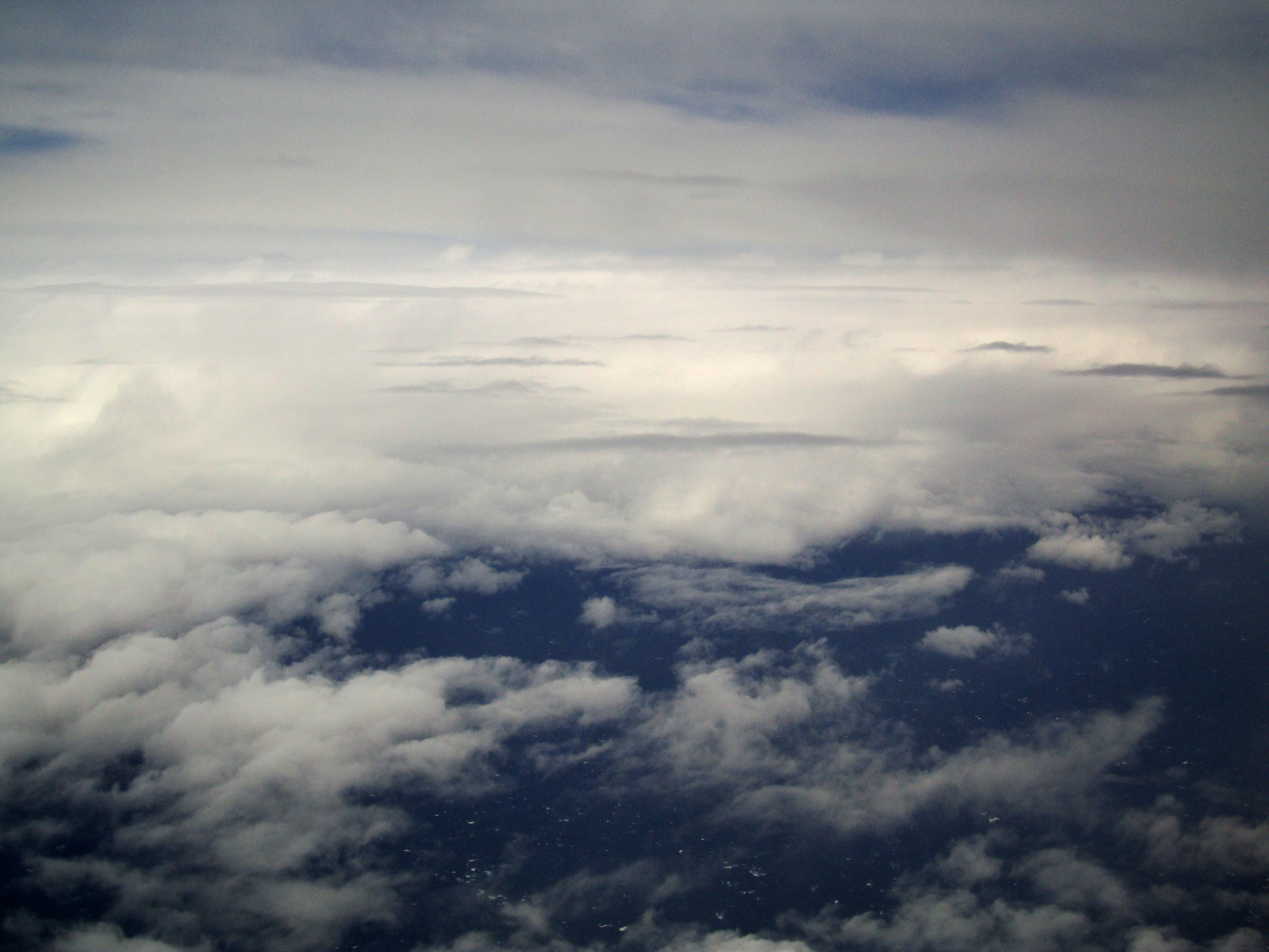 Textures Clouds Formations Sky Storms Weather Phenomena Aerial Views 20